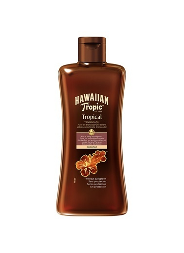 Hawaiian Tropic Yağ Coconut Spf0 200ml Renksiz